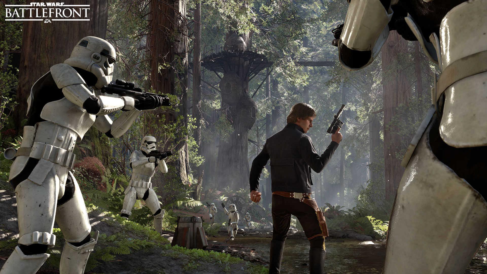 Star Wars Battlefront Heroes and Villains Revealed - 2015-10-20 12:25:08