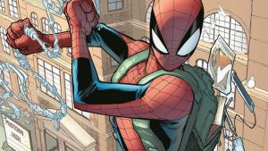 First Look at  Upcoming Spidey #1