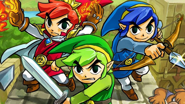 The Legend of Zelda: TriForce Heroes (3DS) Review