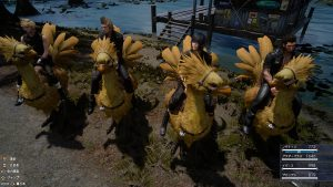 Final Fantasy XV Screens and Concept Art - 2015-11-03 08:13:19