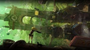 Gravity Rush Remastered Release Moves Forward In Europe - 2015-11-19 11:29:58
