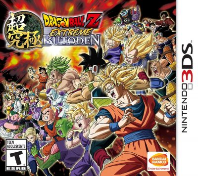 Dragon Ball Z: Extreme Butoden (3DS) Review 3