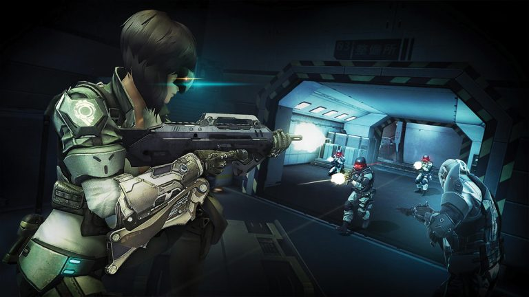 Nexon Announces Ghost in the Shell First Assault Launches Soon on Steam - 2015-11-24 15:25:34