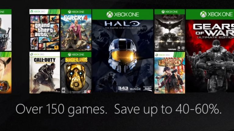 Xbox Black Friday Sales Video - 2015-11-17 13:35:19