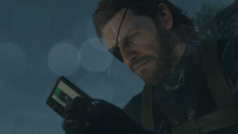 "Metal Gear Solid V OST ""The Lost Tapes"" LE will Come with an Actual Tape"