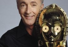 C-3PO Speaks: An Interview with Anthony Daniels - 2015-12-17 16:03:08