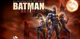 DCU Batman: Bad Blood Giveaway