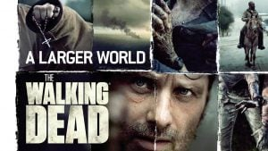 Official Key Art for Upcoming The Walking Dead
