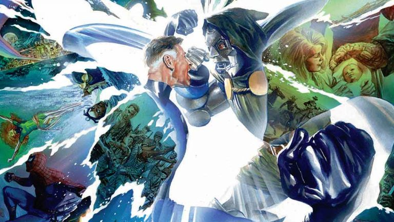 Secret Wars #9 (Comic) Review 2