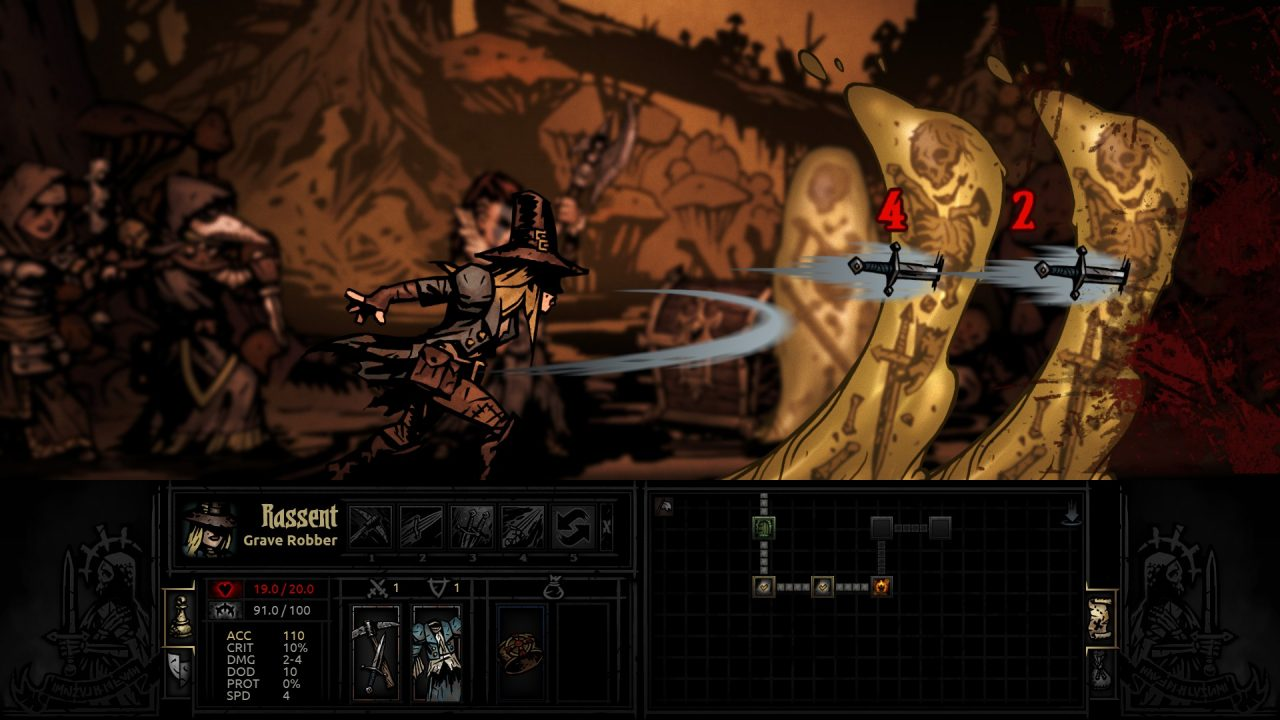 Darkest Dungeon (PC) Review