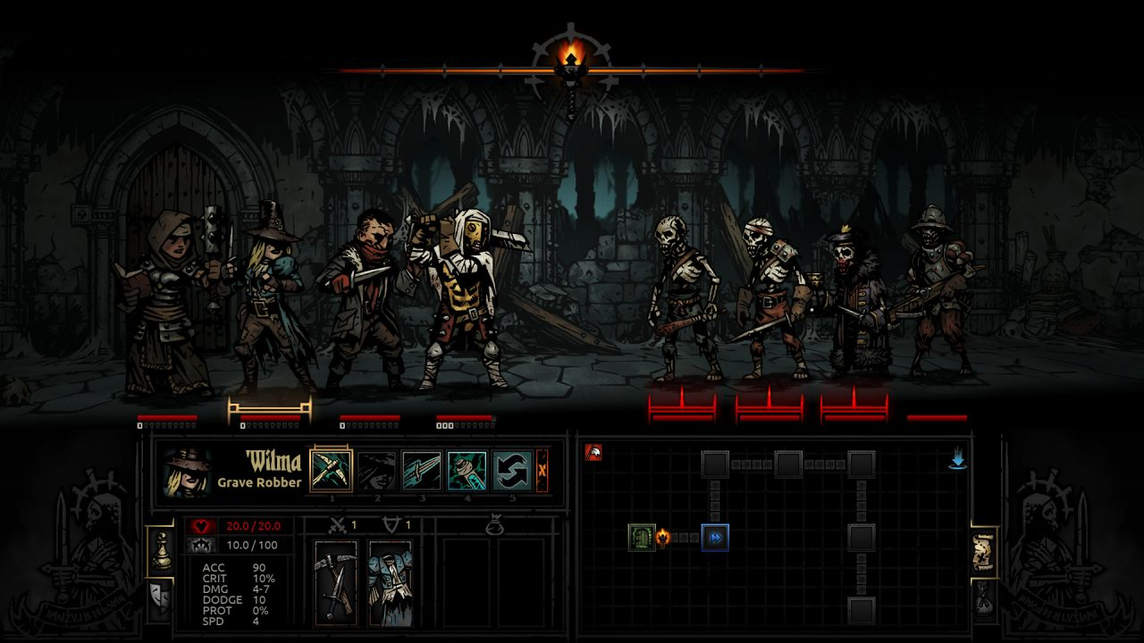 Darkest Dungeon (PC) Review 3