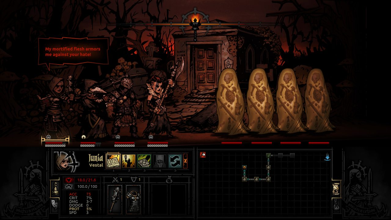 Darkest Dungeon (PC) Review 4