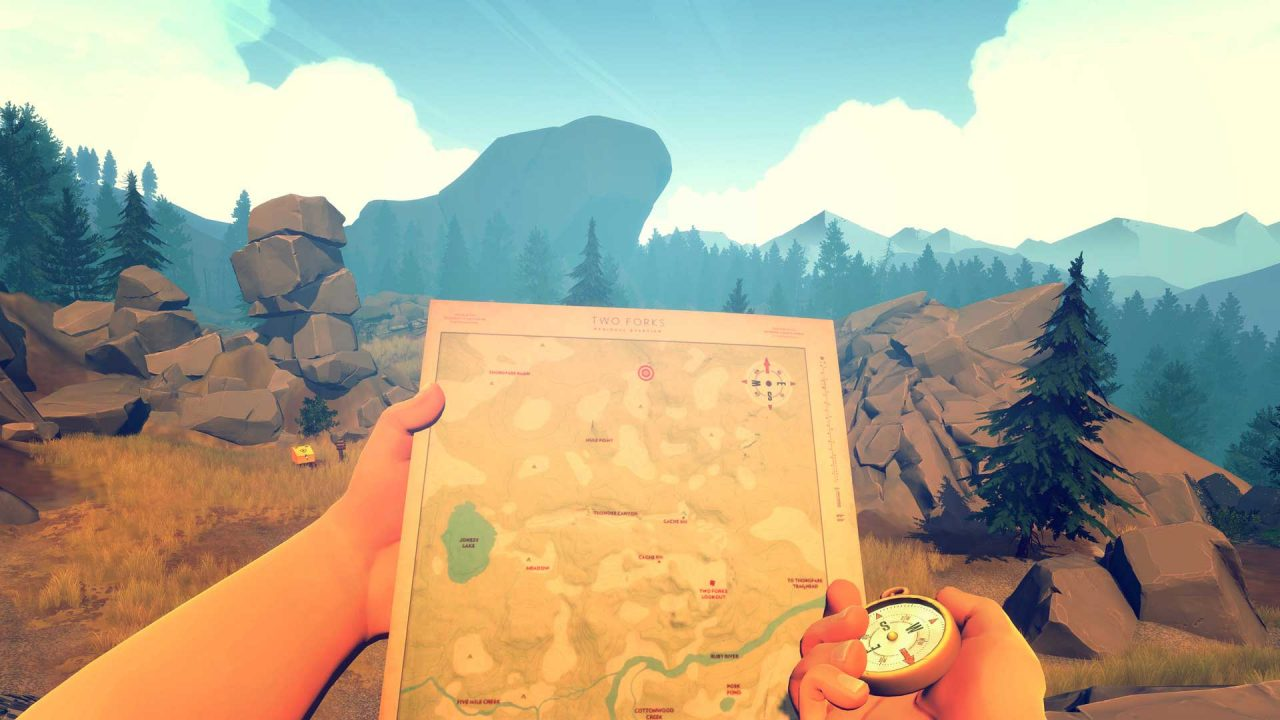 Firewatch (PC) Review 1