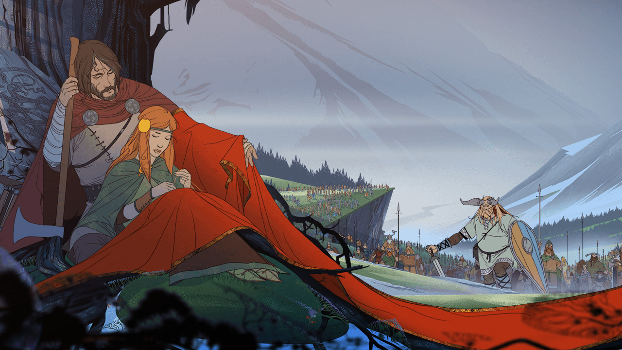 The Banner Saga (PS4) Review 6