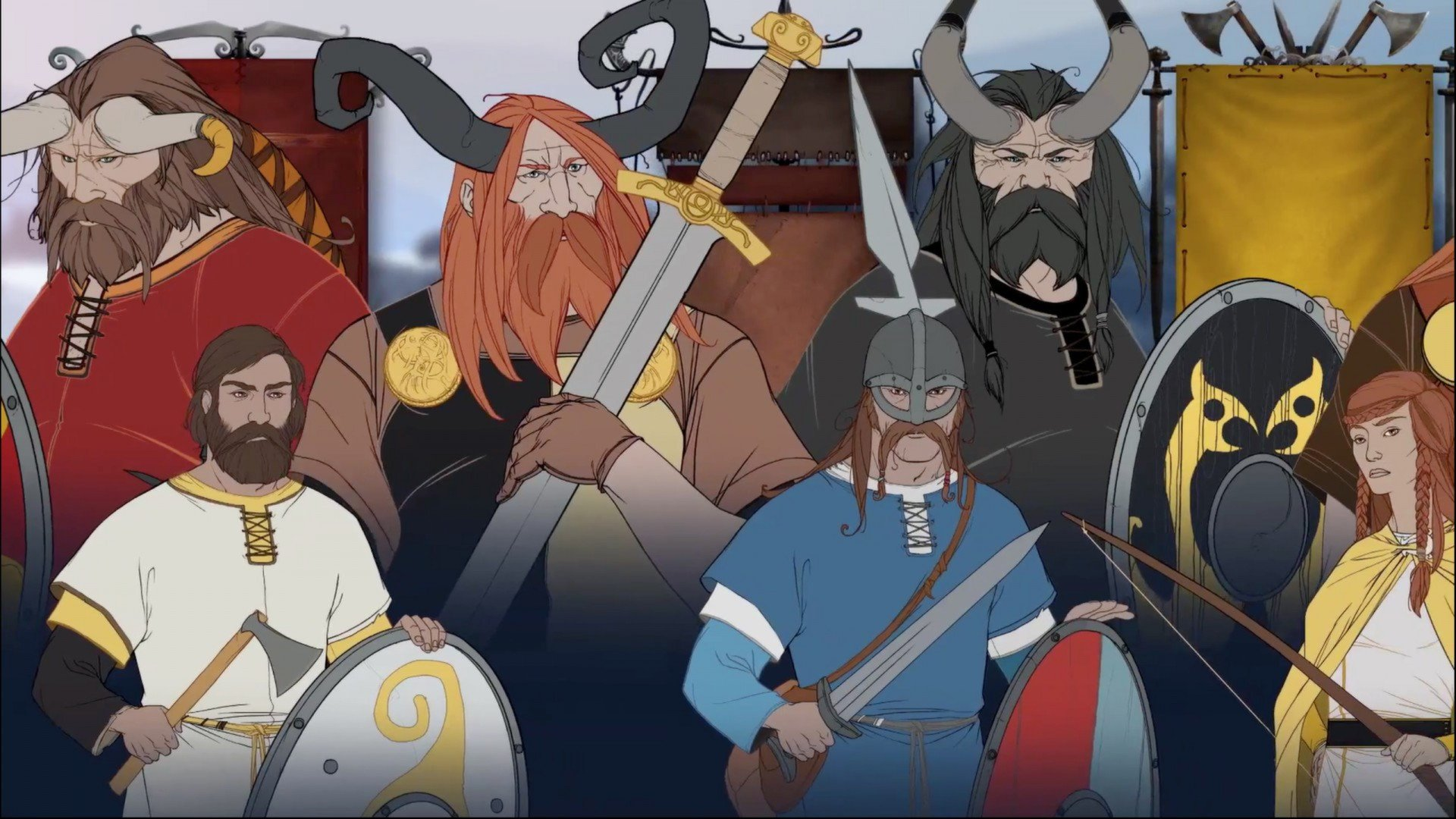 the banner saga ps4 insert 5