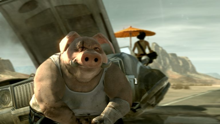 Beyond Good and Evil 2 Rumoured for Nintendo NX