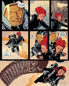 Black Widow #1 (Comic) Review 1