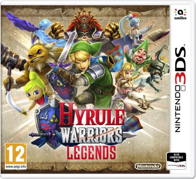 Hyrule Warriors: Legends (3DS) Review 10