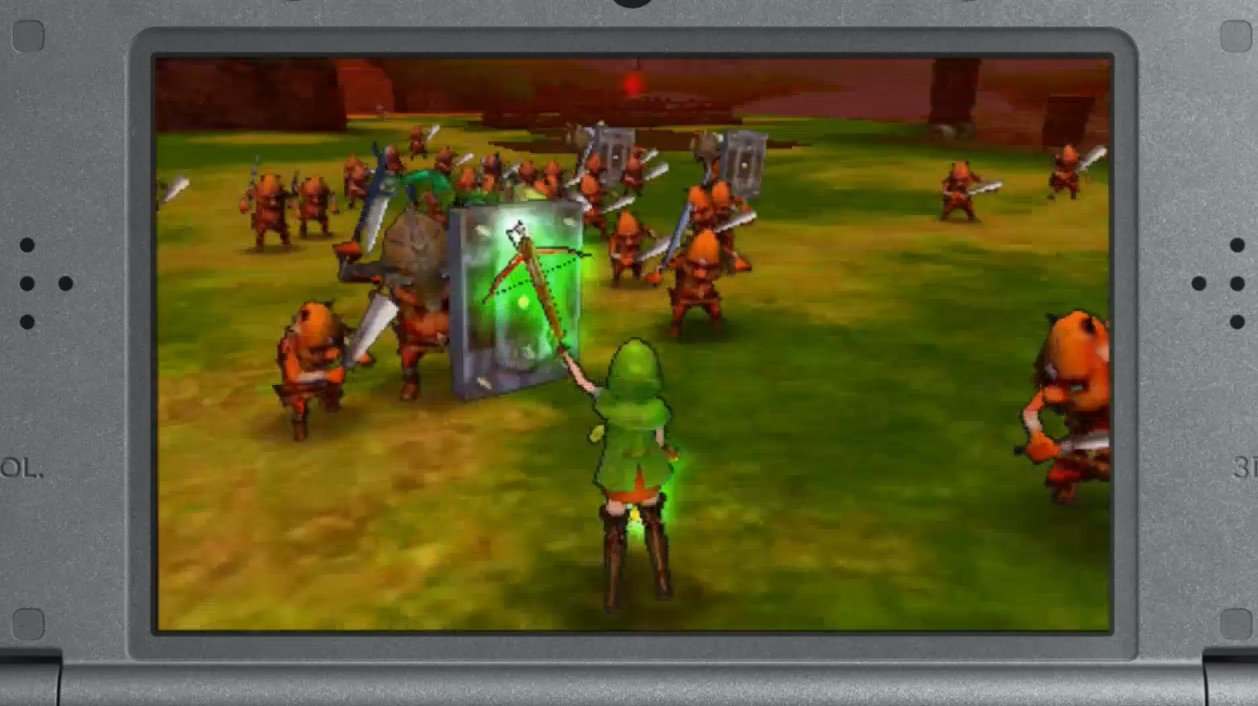 Hyrule Warriors: Legends (3DS) Review 7