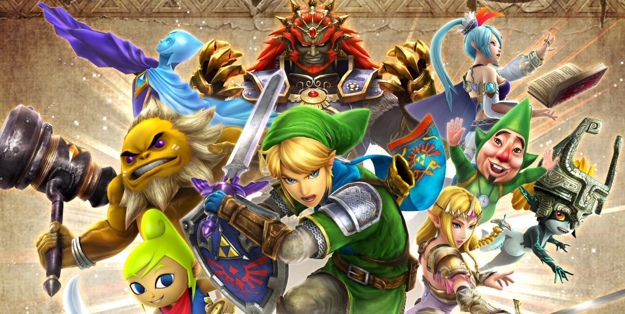 Hyrule Warriors: Legends (3DS) Review