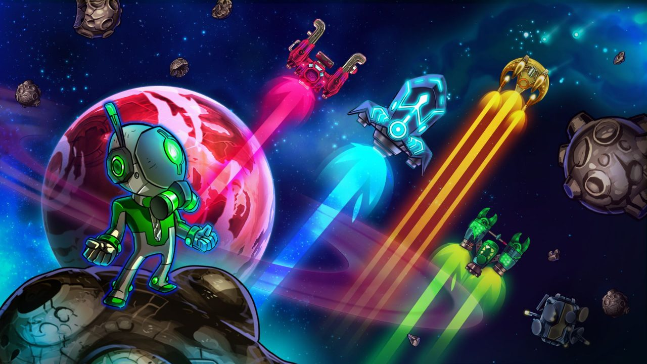 In Space We Brawl: Full Arsenal Edition (Xbox One) Review 1