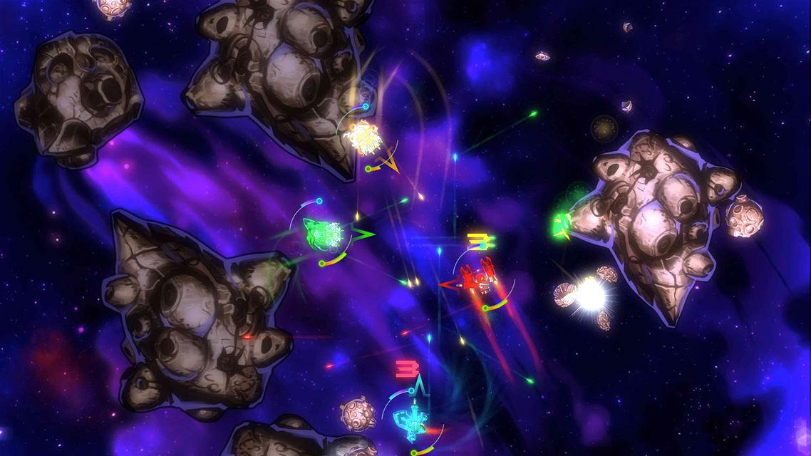 In Space We Brawl: Full Arsenal Edition (Xbox One) Review 4