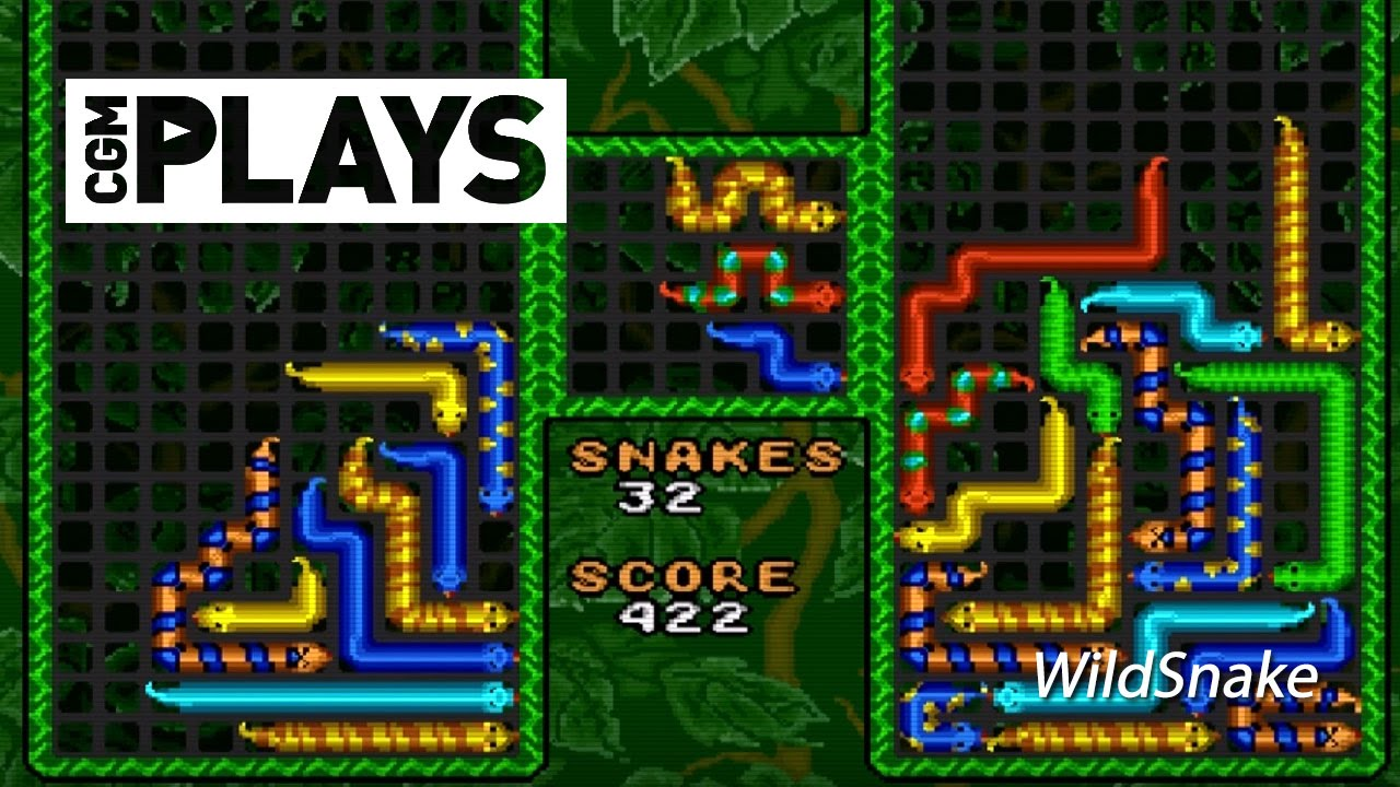 Let's Play: WildSnake 2
