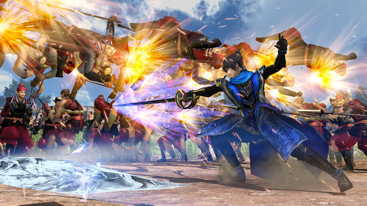 Samurai Warriors 4: Empires (PS4) Review