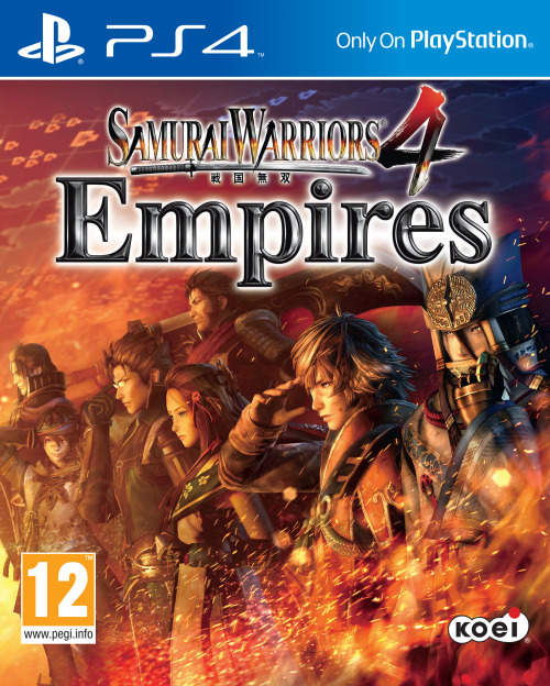 Samurai Warriors 4: Empires (PS4) Review 3