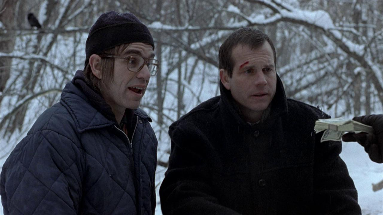 The Top Ten Winter Misery Genre Movies - A Simple Plan (1998)