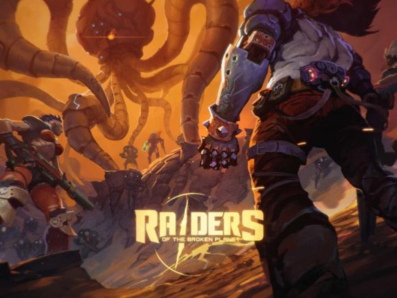 Raiders Of The Broken Planet Announced
