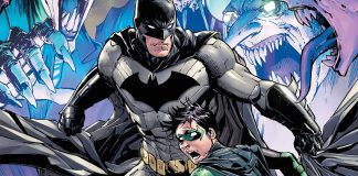 Batman and Robin Eternal (Comic) Review