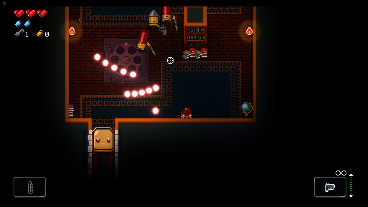 Enter the Gungeon (PS4) Review 2