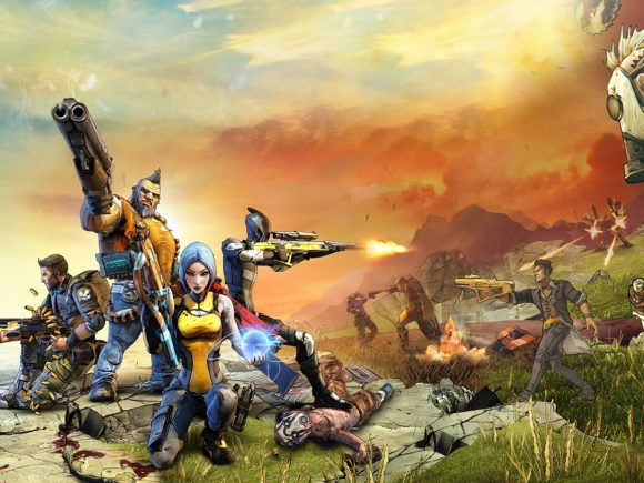 Gearbox Gearing Up For Next Borderlands 1