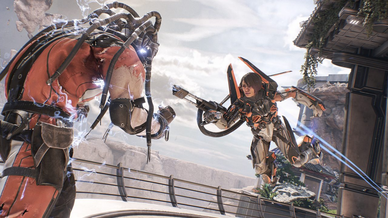 Lawbreakers Preview: The PC Shooter is Back 12
