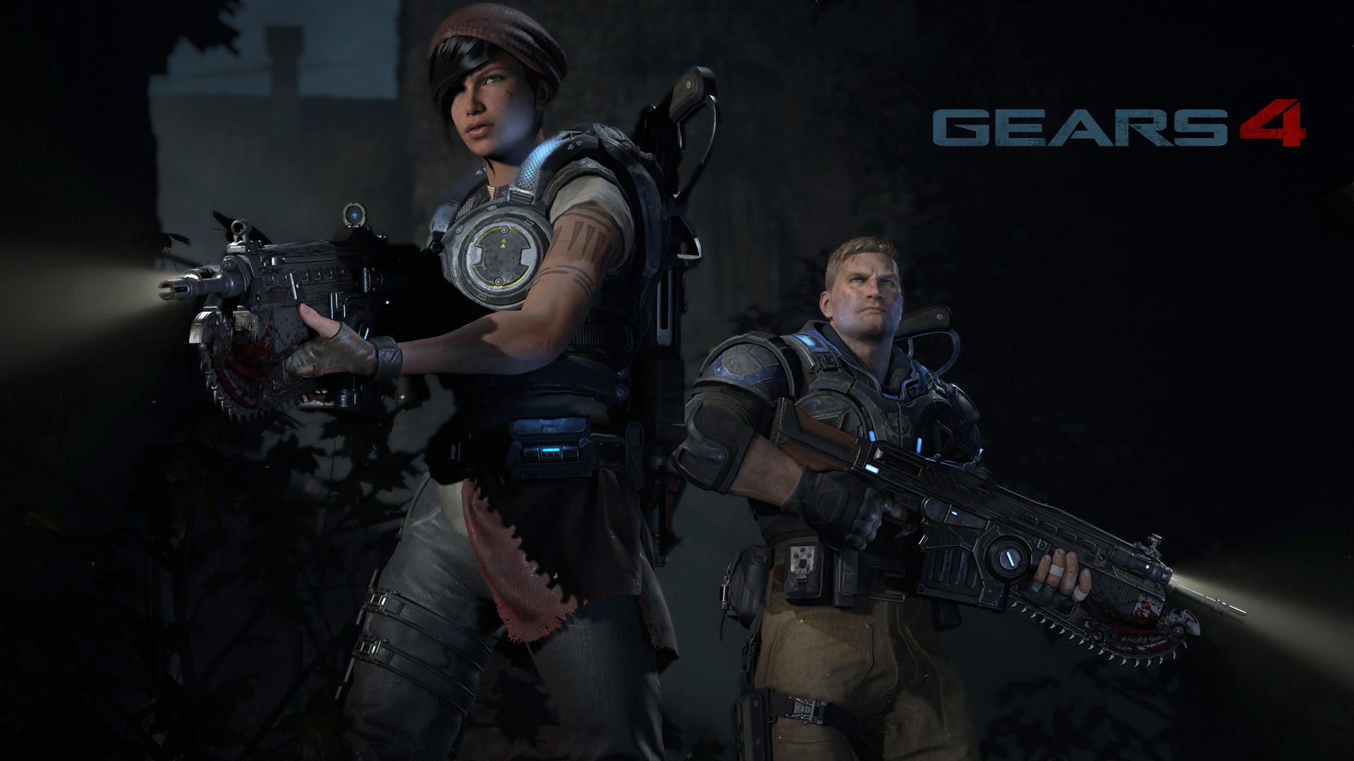"New Gears of War 4 Trailer, ""Tomorrow"", Released"