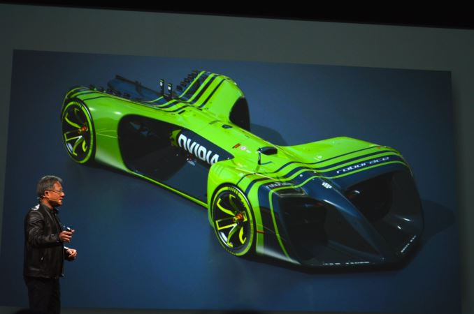 NVIDIA Keynote focused on developing VR pr