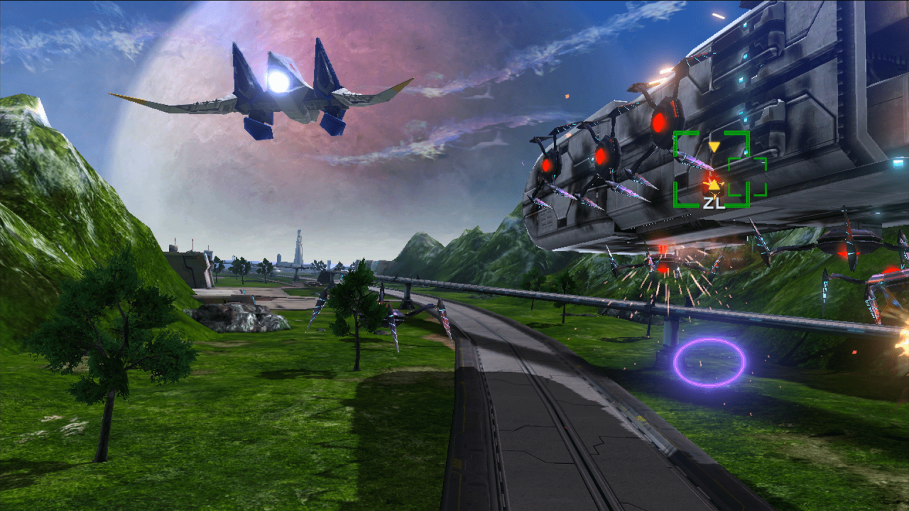 Star Fox Zero Preview: Do a Barrel Roll 3