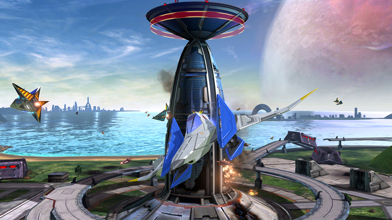 Star Fox Zero Preview: Do a Barrel Roll 7