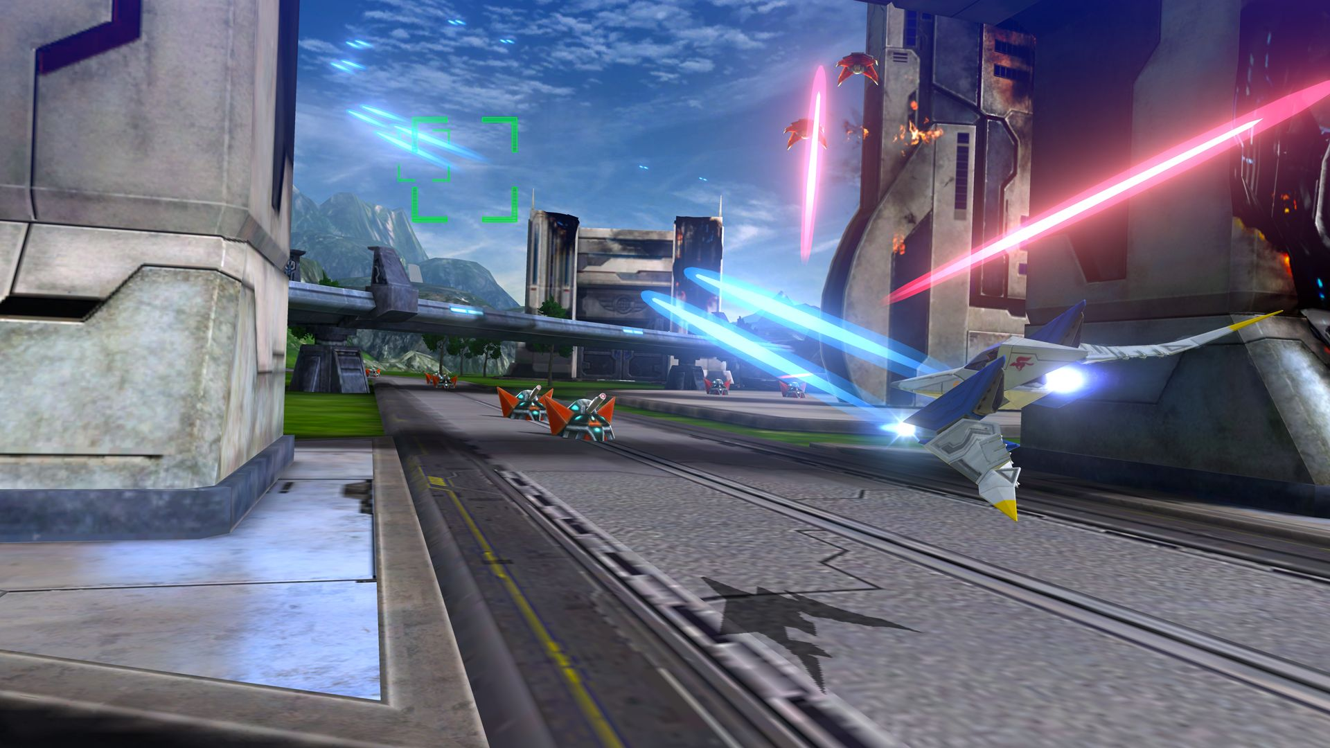 Star Fox Zero (WiiU) Review 8