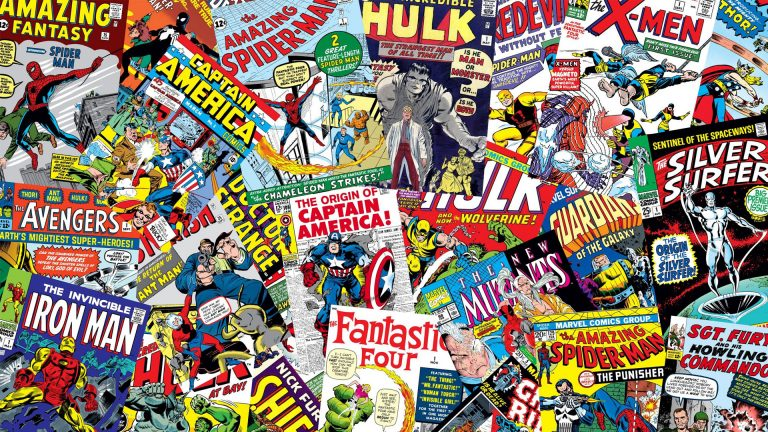 AMC To Air Documentary On The History Of Comic Books