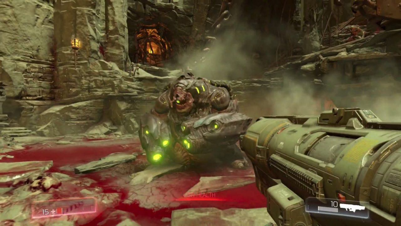 Doom or: How I Learned to Stop Worrying and Love the FPS 8
