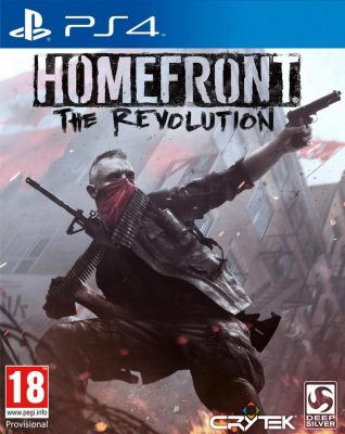 Homefront: The Revolution (PS4) Review 10