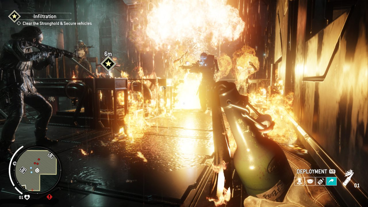 Homefront: The Revolution (PS4) Review 3