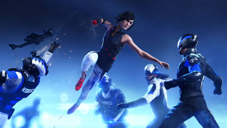 Mirror's Edge TV Series Announced
