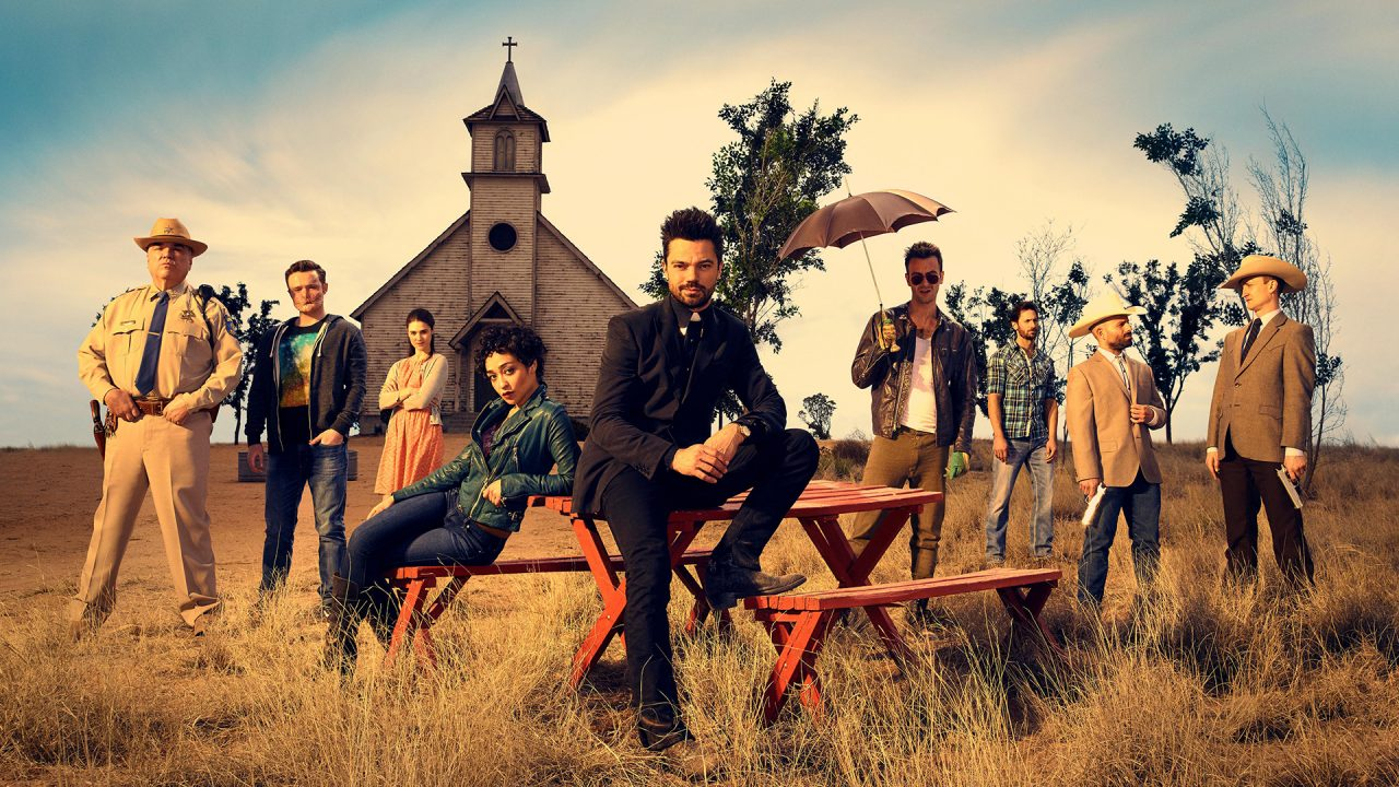 Preacher Is TV's Next Great Series 1