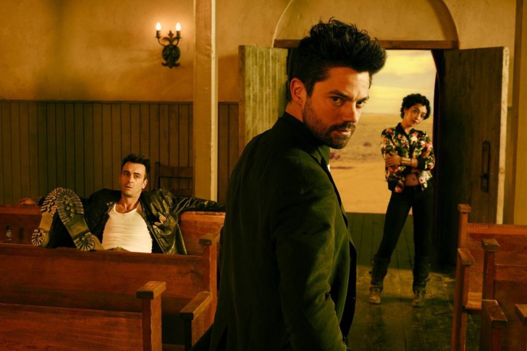Preacher Is TV's Next Great Series 2