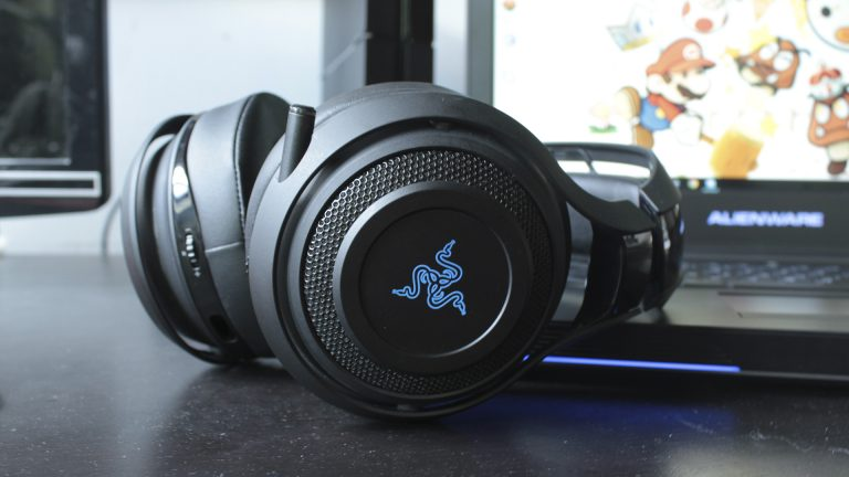 Razer Man'OWar Wireless Headset (Hardware) Review