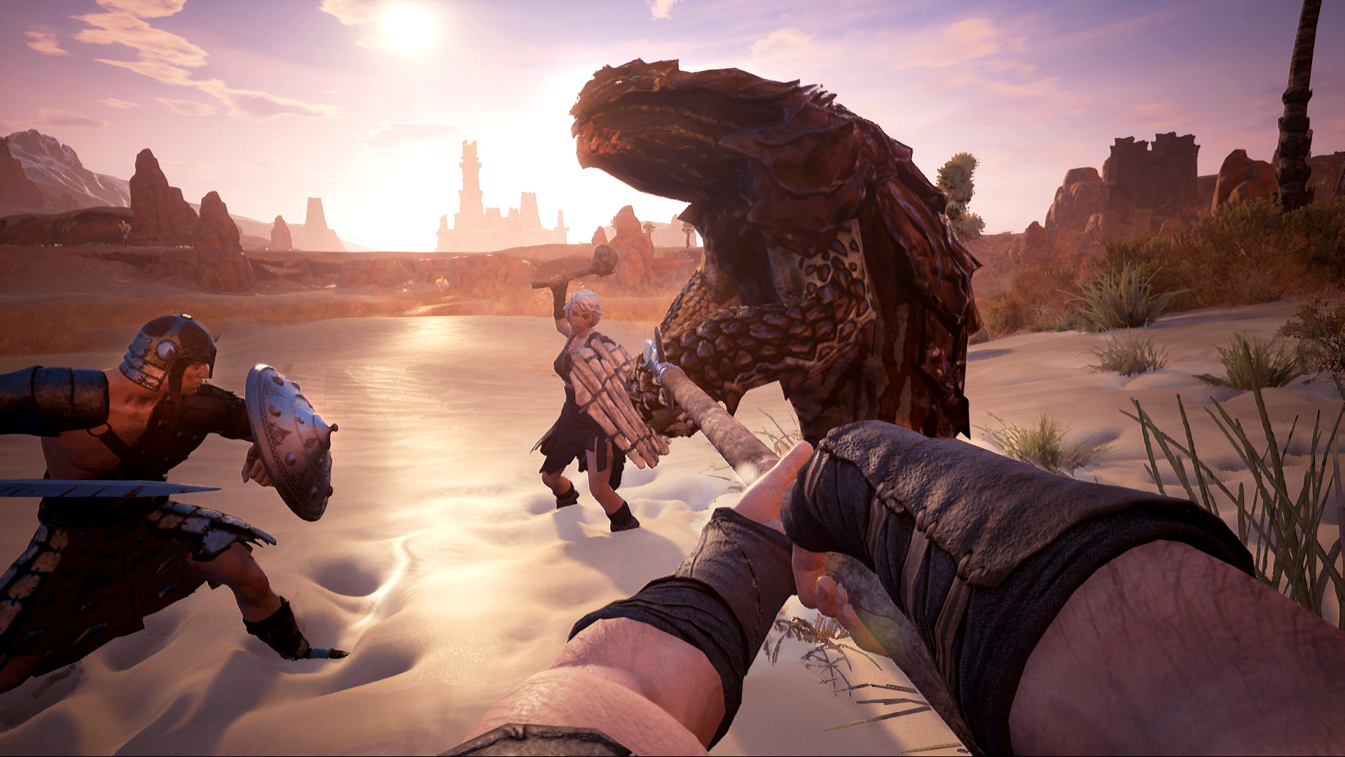 Conan Exiles Early Access Delayed 1