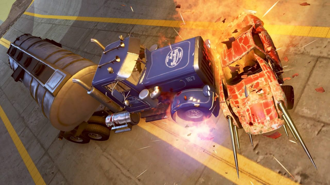 E3 2016: Carmageddon is Stuck in Reverse 3